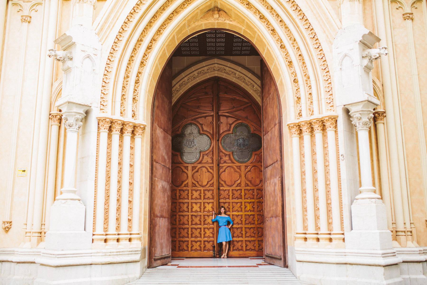 Фотопрогулка по Малаге