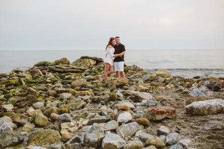 Sesión de fotos de pareja en Marbella