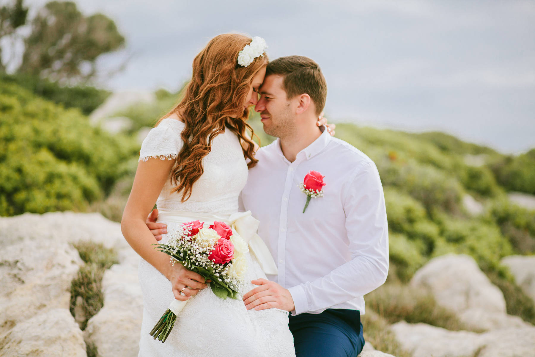 Свадьба Инны и Мирчи на Майорке