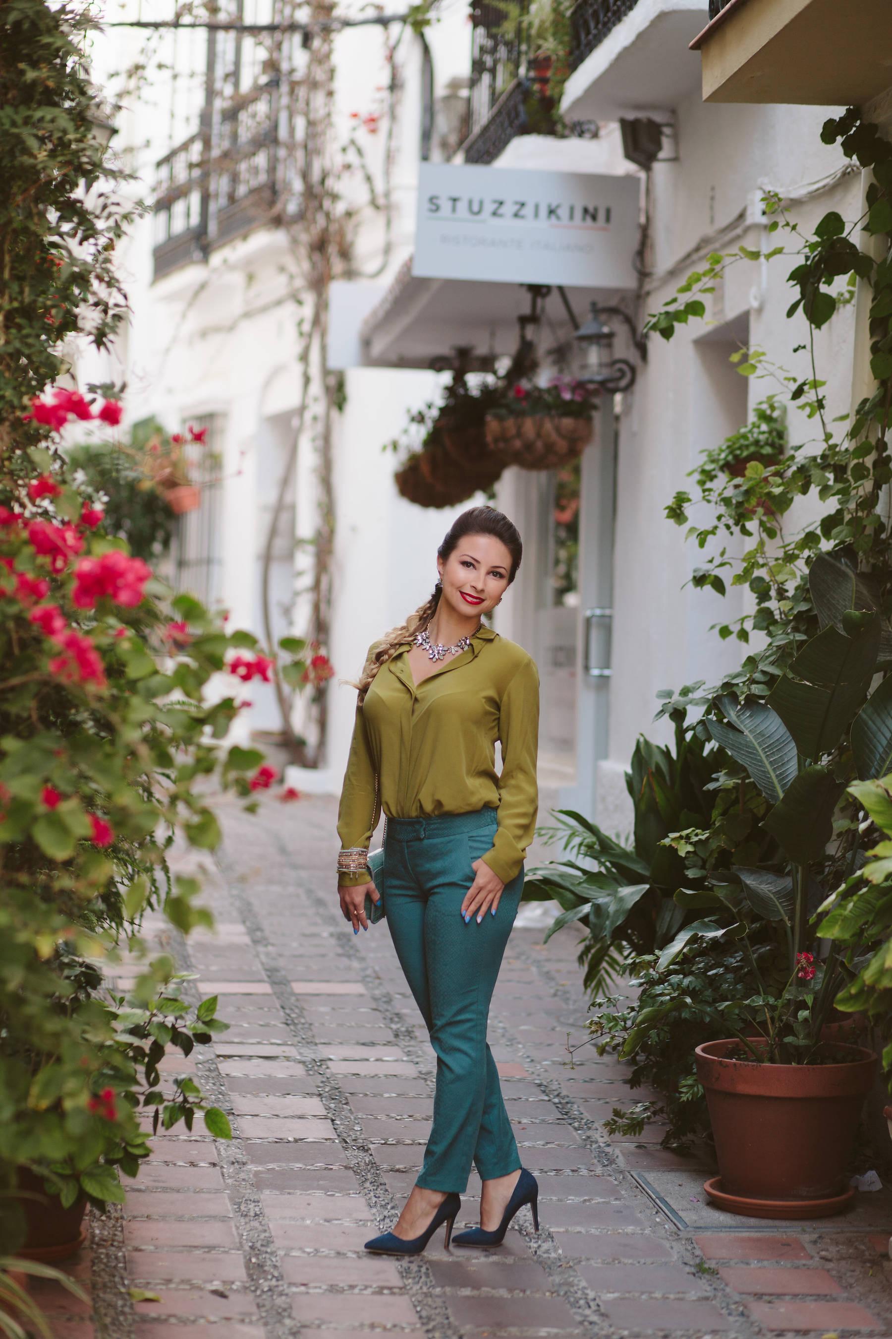 Прогулка по старому городу и фотосессия для Екатерины
