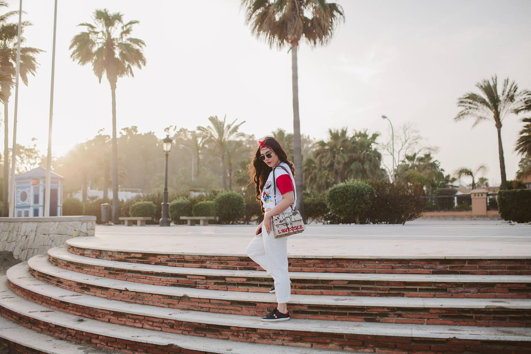 Портретная фотосессия в Сан Педро