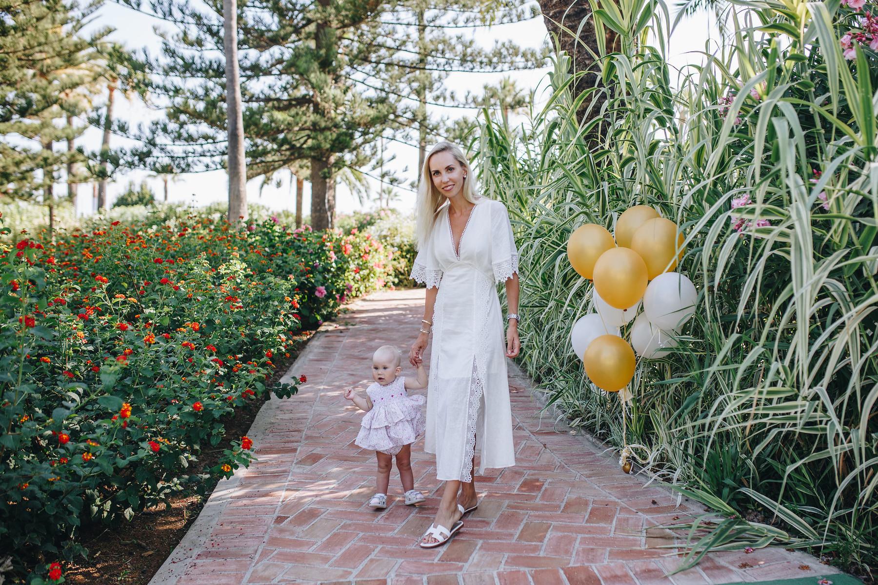 Cumpleaños infantil en Marbella