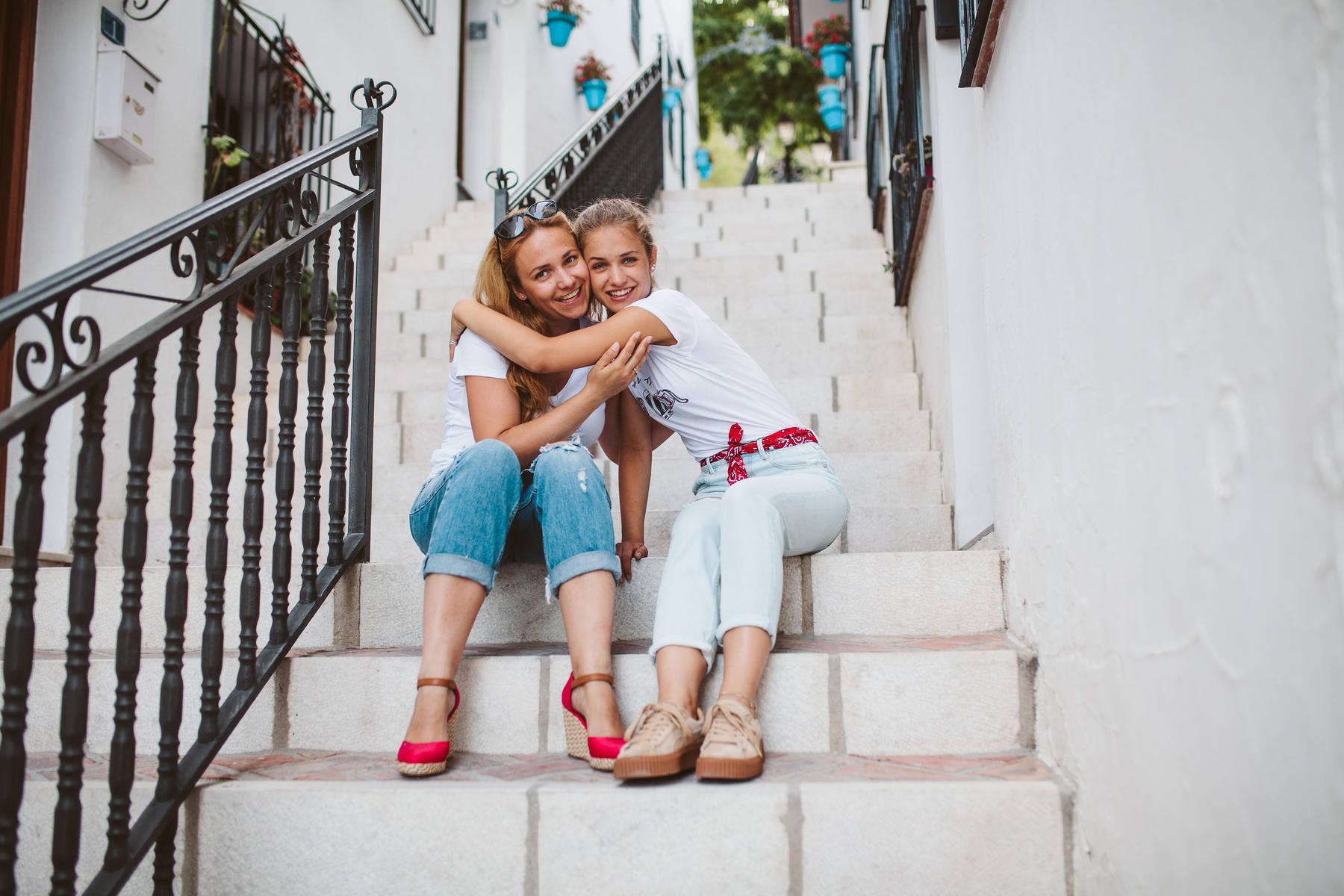Семейная фотосессия в Михас Пуэбло